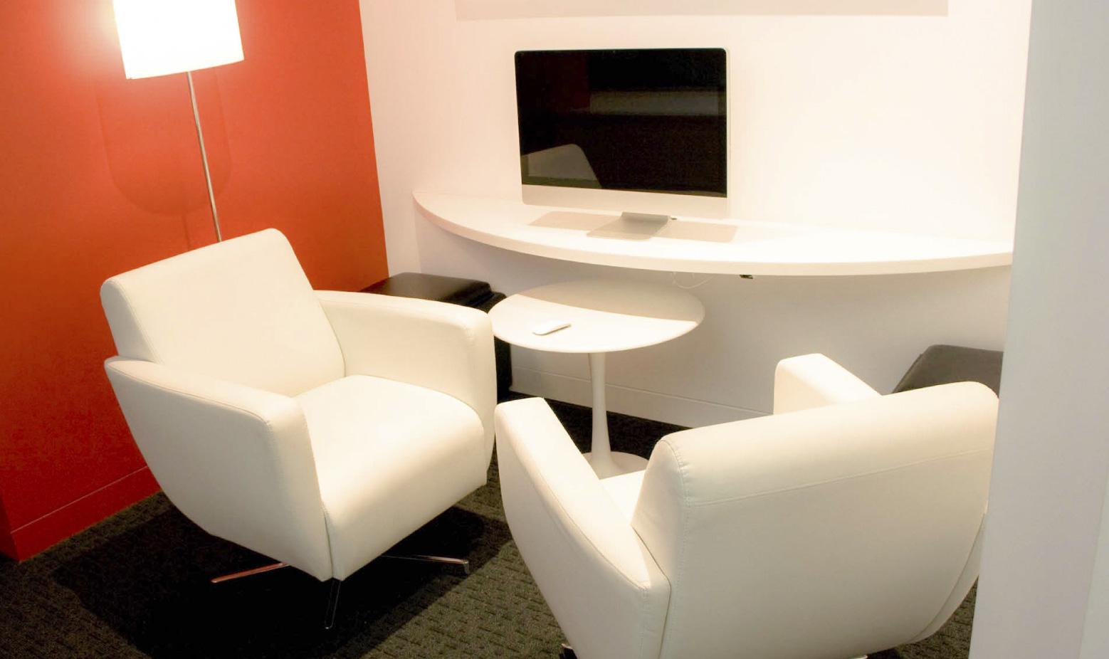 Oficinas coworking oficinas24 sillones